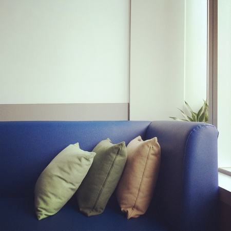 pillows: Relax space