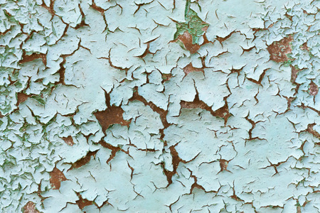 old cracked green wood table, green wood background 스톡 콘텐츠