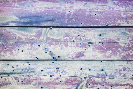 textured background of old wooden barn boards of different colors. square photo with copy space for text 免版税图像