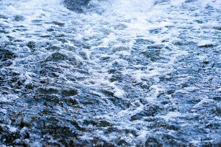 wavy water close up, image for background 免版税图像