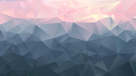Zusammenfassung Hintergrund besteht aus Dreiecken