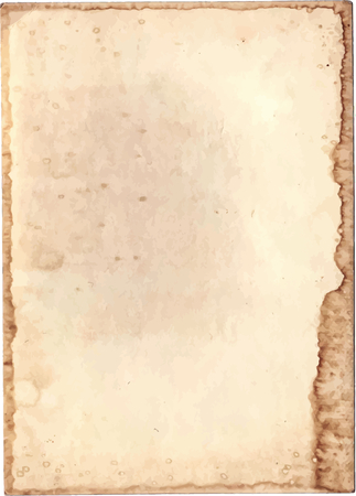 old paper texture: Old paper texture, vector illustration, grunge stained piece of paper Illustration