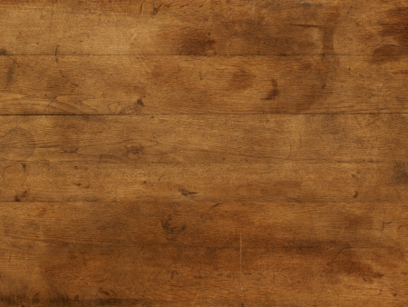 old desk: Wood board table brown individual boards Stock Photo
