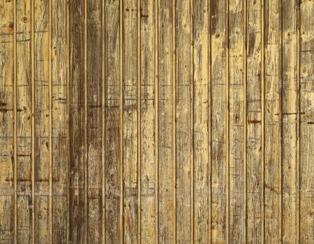 scratched background beige board wall Stock Photo - 16806493