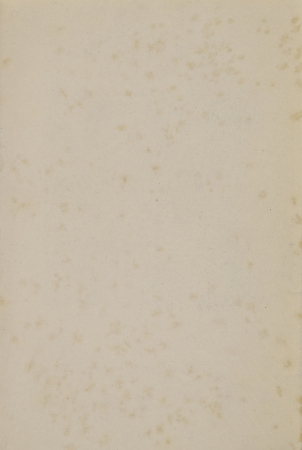 yellowed: yellowed paper with beige spots