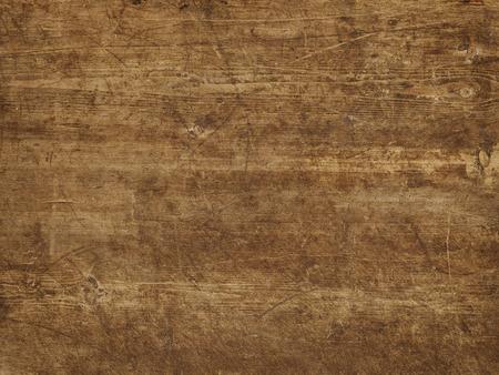 Bruine oude houten tafel Stockfoto - 27490638