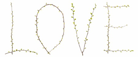 platelets: typography and type love branches with platelets