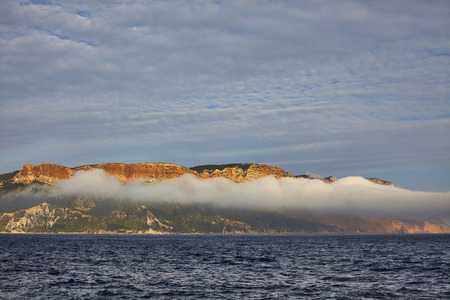 France, southern France, Cassis, Cap Canaille