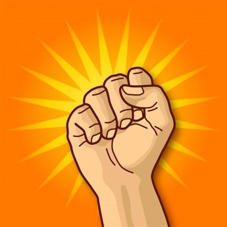Hand and thumb