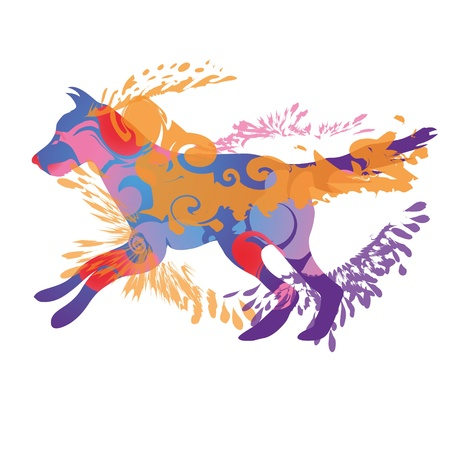 Dog Stock Vector - 13637980