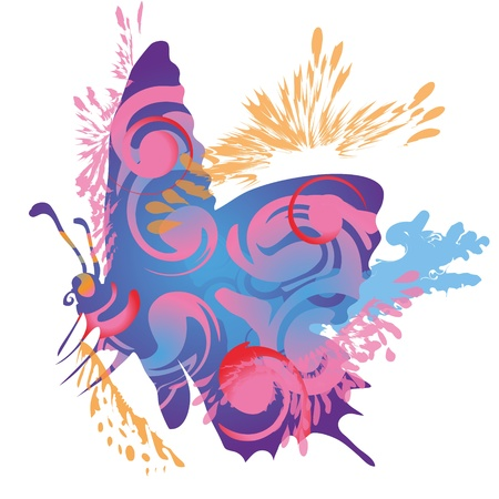 buzzer: Butterfly