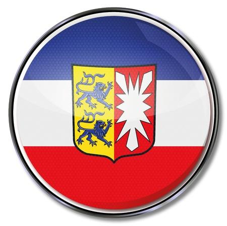 Button Schleswig-Holstein Vector