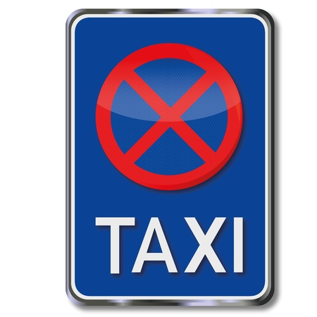 fcc: Traffic sign Taxis