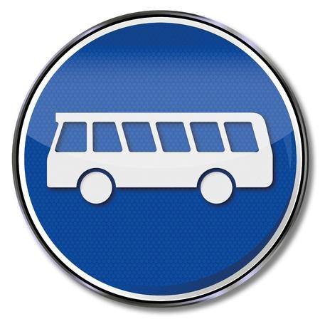 fcc: Bus traffic sign
