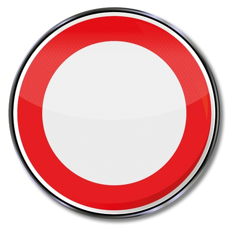 slow down: Road sign driving ban
