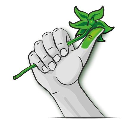green thumb: Green Thumb