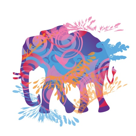 Elephant Stock Vector - 14531489