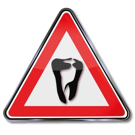 Shield dentist Stock Vector - 14531460