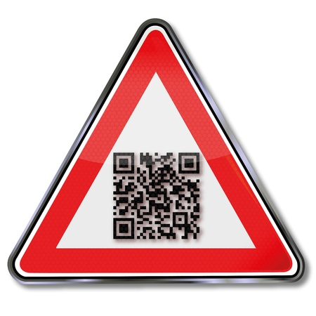 qrcode: QR-code label