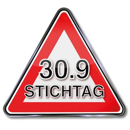 fcc: Plate at 30 September Illustration