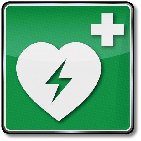 se�ales de seguridad: Las se�ales de seguridad contra incendios latidos del coraz�n