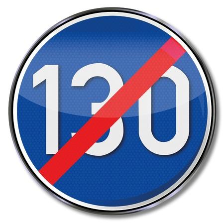 repeal: Traffic sign 130 kmh repeal