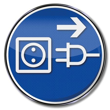 prevencion de accidentes: Se�ales de obligaci�n de electrodom�sticos