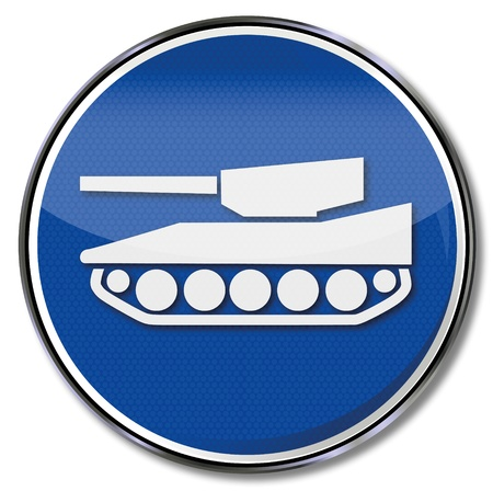 fcc: Achtung Panzer plate Illustration