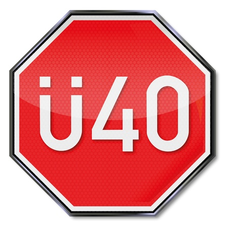 40: Sign Over 40