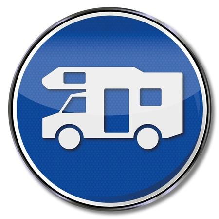 rv: RV traffic sign