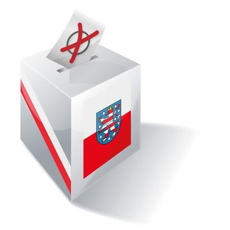 Selection box Thuringia photo