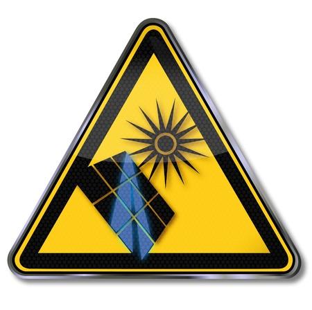 Sun shield and alternative Stock Vector - 14856960