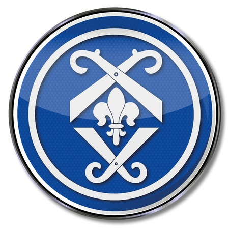 svg: Guild sign Schneider
