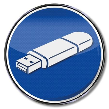 hard drive: Shield USB Stick