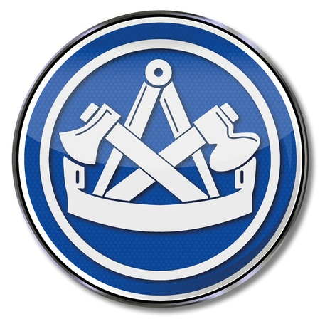 signboard form: Guild signs Zimmermann
