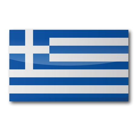 greek flag: Flag Greece