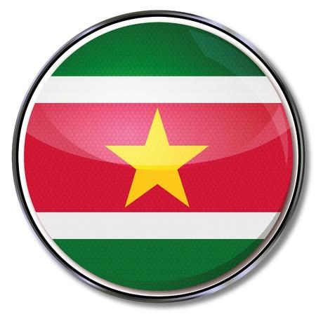 suriname: Button Suriname