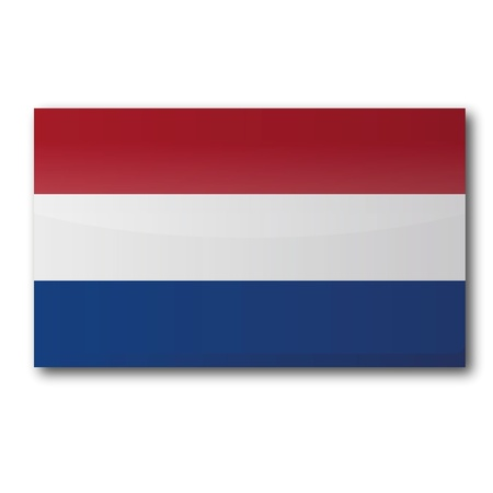 Flag Netherlands Vector