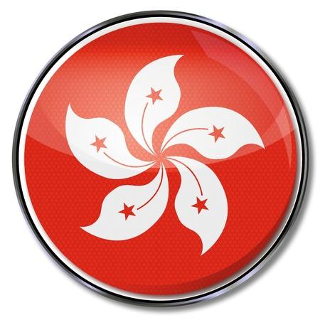 pearl harbor: Button Hong Kong, Illustration