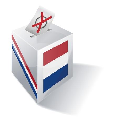 ballot box: Ballot Box Netherlands