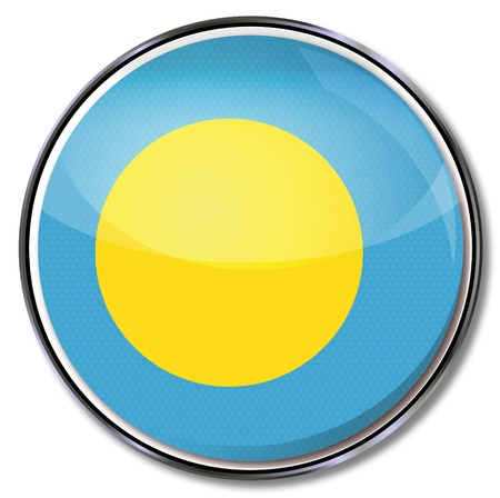 Button Palau Vector