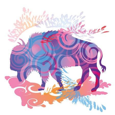 restlessness: Buffalo