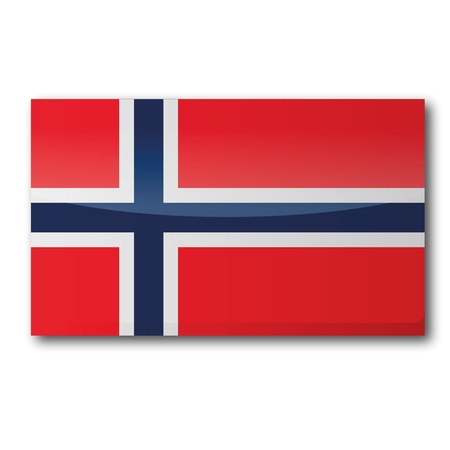 Flag Norway Vector