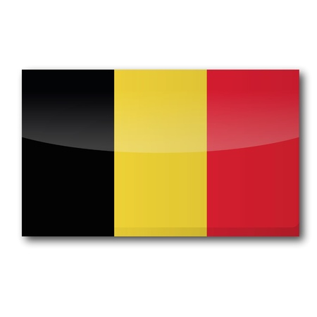 Flag Belgium Stock Vector - 15646147