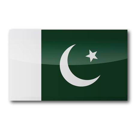 Flag Pakistan Stock Vector - 15911353