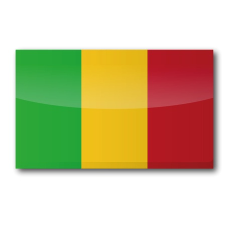 Flag Mali Stock Vector - 15993157