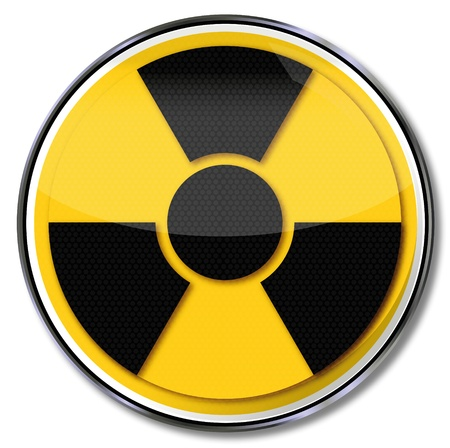plutonium: Sign atom and radiation