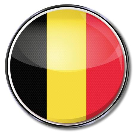 euro area: Button Belgium