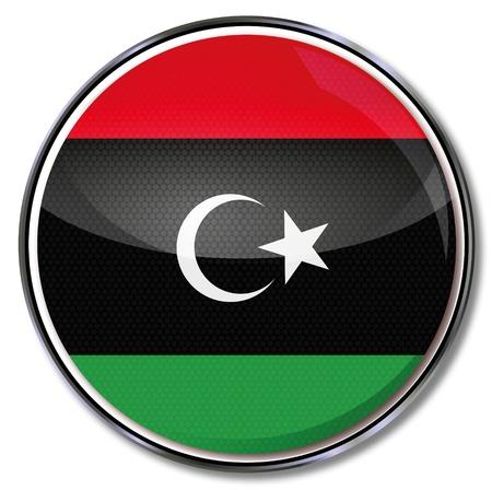 Button Libya Stock Vector - 16219481