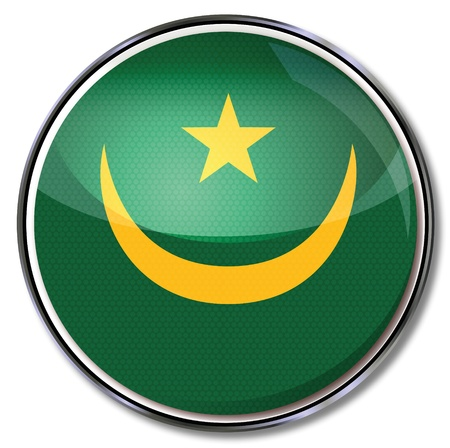 voting rights: Button Mauritania
